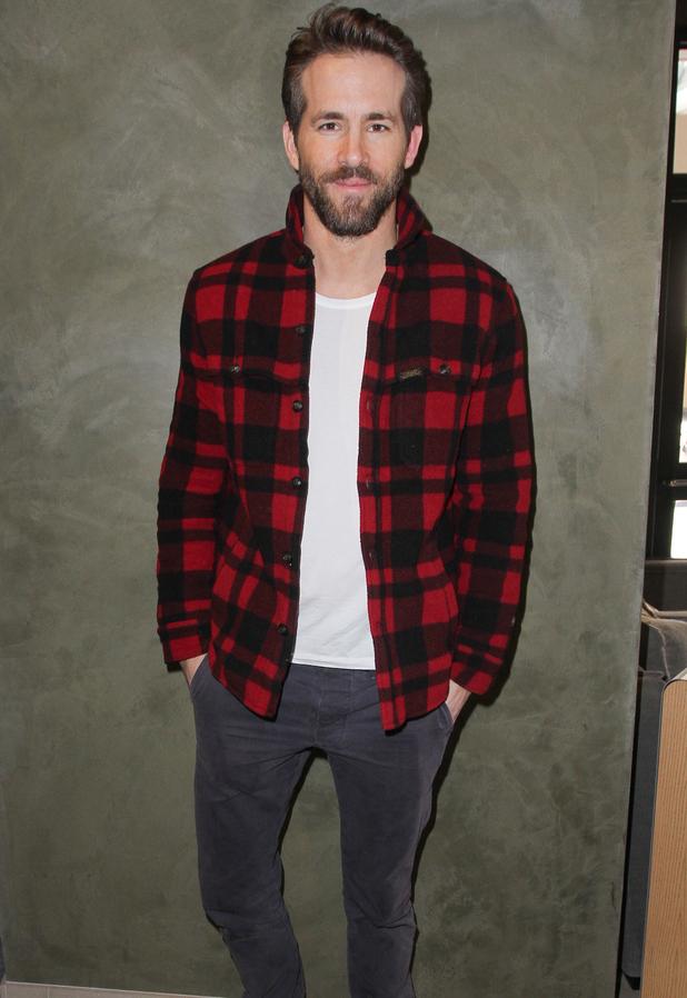 Ryan Reynold at Sundance Film Festival, Utah 25 January