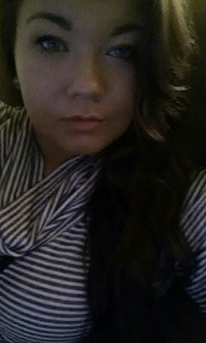 Amber Portwood picture on Twitter, October 2014