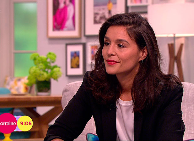 Jessie Ware promoting her second album 'Tough Love', and discussing her Best British Female Solo Artist nomination at the Brits, on 'Lorraine'. Broadcast on ITV1 HD, 30 January 2015