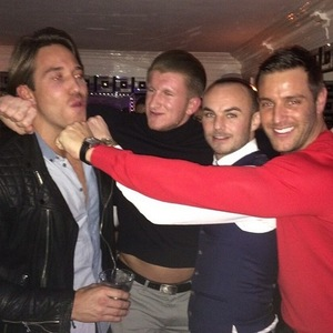 Elliott Wright, James Lock and friends, Sheesh Chigwell, Essex 4 February