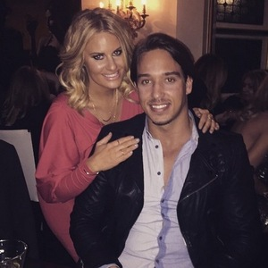 James Lock and Danielle Armstrong, Sheesh Chigwell, Essex 4 February