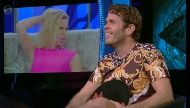 CBB: Perez Hilton is evicted, 4 February 2015