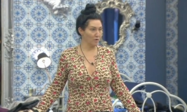 Michelle Visage thinks Katie Hopkins could be a mole, CBB 4 February