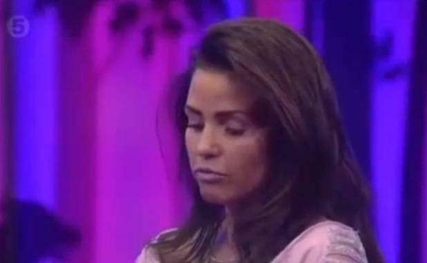 Katie Hopkins calls Katie Price thick during CBB letter task - 3 Feb 2015