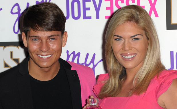 Joey Essex launches two new fragrances Fusey and My Girl at the Sanctum hotel, Soho - 12 Sep 2015