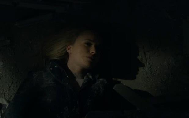 Emmerdale star Sammy Winward's final scenes as Katie Sugden - 5 February 2015.