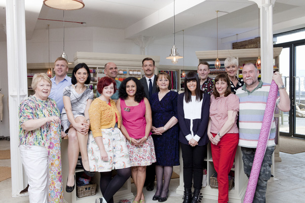 The Great British Sewing Bee, Thu 5 Feb