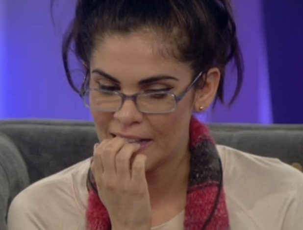 CBB: Cami Li gets letter from home, 2 February 2015