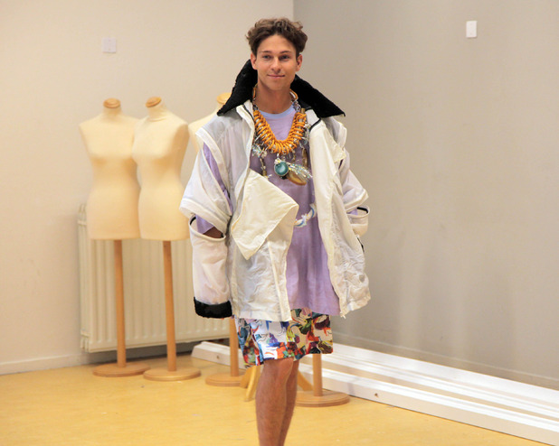 Joey Essex will be undergoing a crash course in international couture in the latest installment of Educating Joey Essex: Supermodel Student - 10 February 2015.