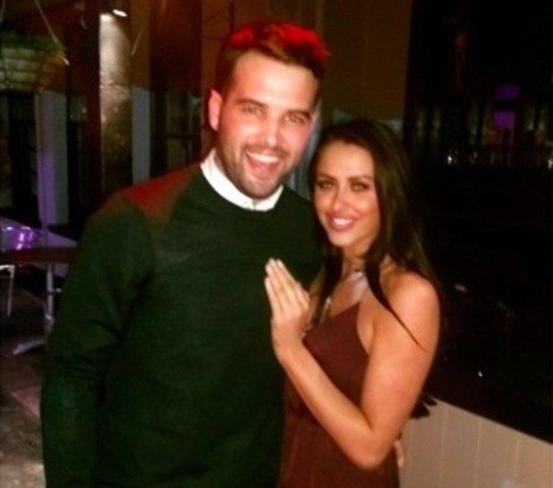 Geordie Shore's Marnie Simpson and TOWIE's Ricky Rayment seem to confirm budding romance, 6 February 2015