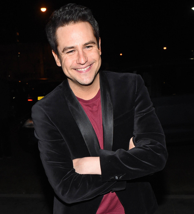 Kavana outside his London hotel following CBB eviction - 4 Feb 2015
