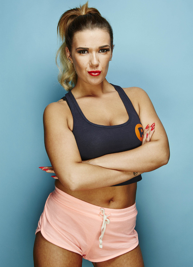 Imogen Townley, The Ibiza Weekender, ITV2 8 February