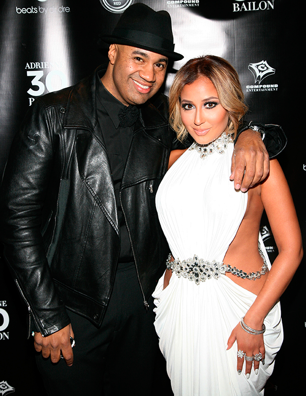 Adrienne Bailon's 30th Birthday Celebration held at XXI, 2014