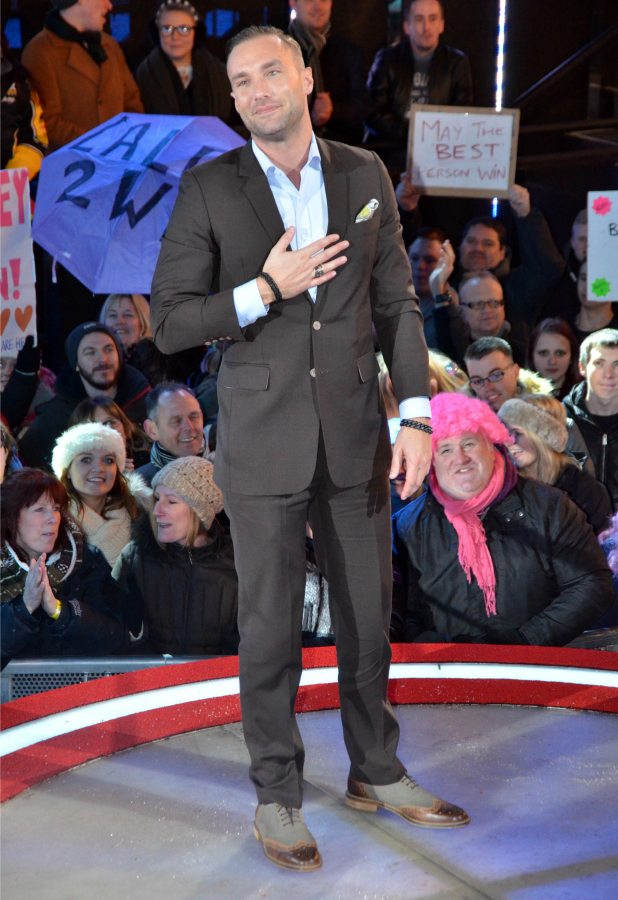 CBB: Calum Best finishes in third place, 6 February 2015