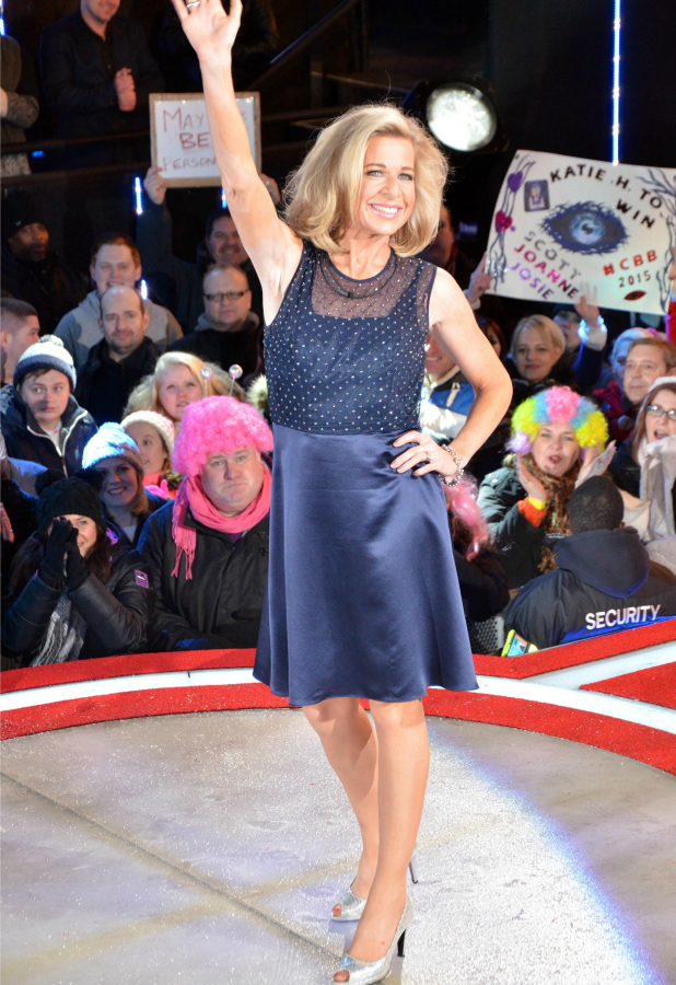 CBB: Katie Hopkins finishes in second place, 6 February 2015