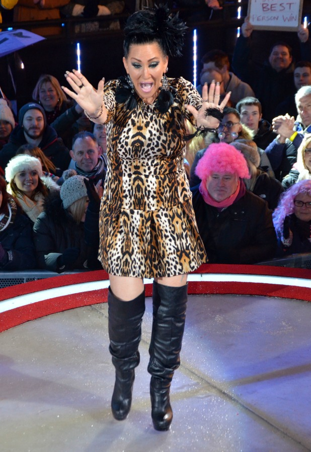 CBB: Michelle Visage is evicted, 6 February 2015