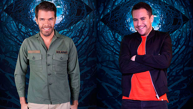 Celebrity Big Brother January 2015 housemate: Kavana and Perez
