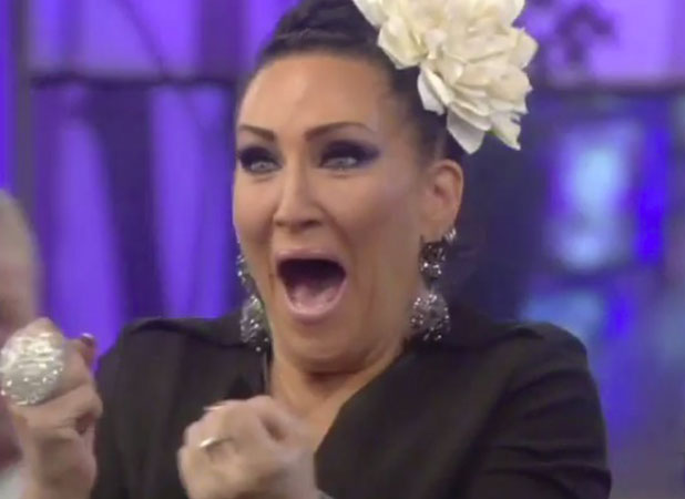 CBB: Michelle Visage is happy that Perez Hilton is evicted, 4 February 2015