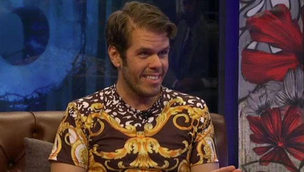 CBB: Perez Hilton appears on Big Brother's Bit On The Side, 4 February 2015