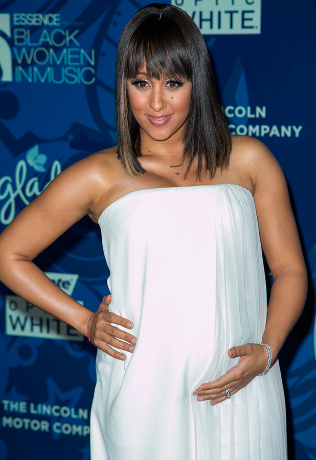 Tamera Mowry-Housley attends 6th Annual ESSENCE Black Women in Music event at Avalon Hollywood, 5 February 2015