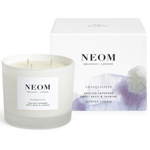 Neom Organics 3-Wick Tranquillity Candle