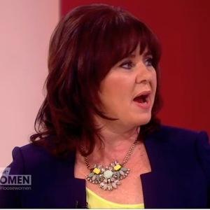 Coleen Nolan confronts Katie Hopkins on Loose Women - 9 Feb 2015