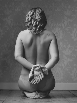 The Fifty Shades of Grey effect - boudoir shoot by Photo Nottingham