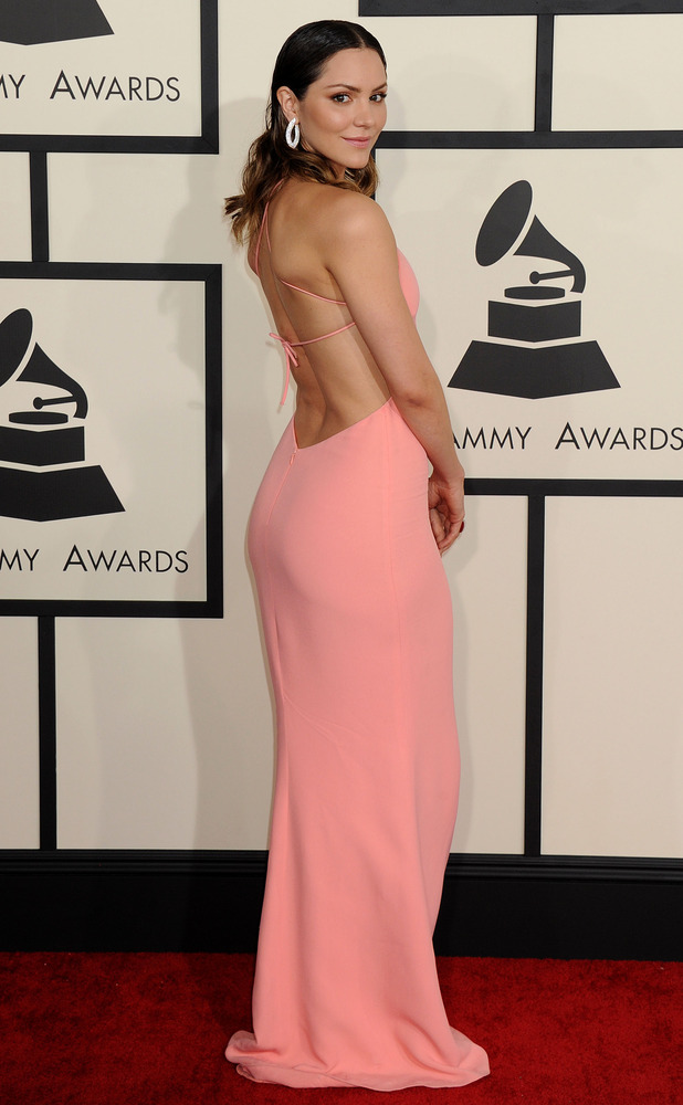 Scorpion actress Katharine McPhee brought some much-needed colour ...