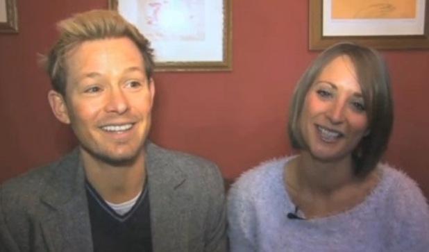 Adam Rickitt and Katy Fawcett talk about their relationship on Good Morning Britain - 13 Feb 2015
