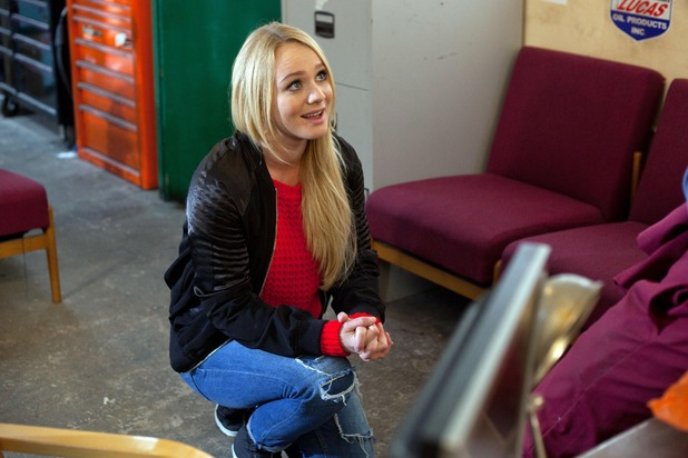 Hollyoaks, Leela proposes to Ziggy, Fri 13 Feb