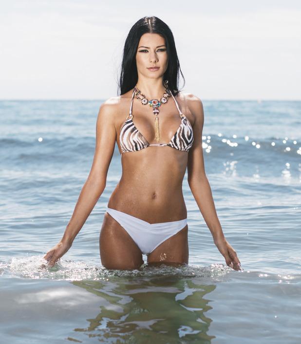 Emily Colley, Gary Beadle's ex, Ex On The Beach 10 February