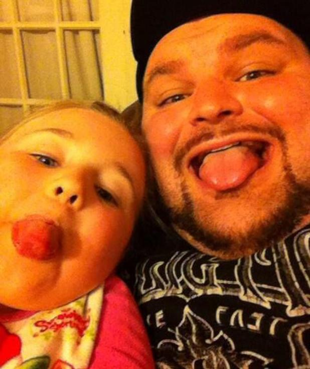 Gary Shirley from Teen Mom and daughter Leah - Uploaded 10 Feb 2015