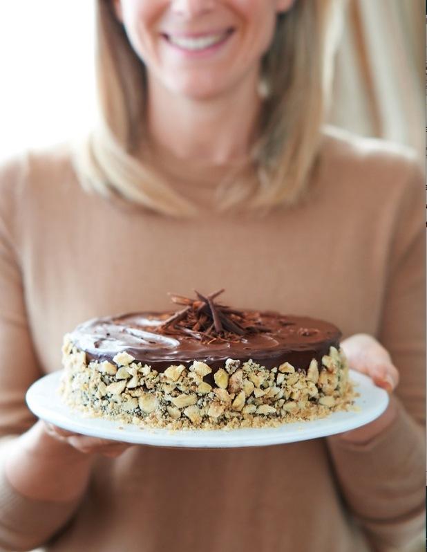 Gluten-free Chocolate Banana Cake