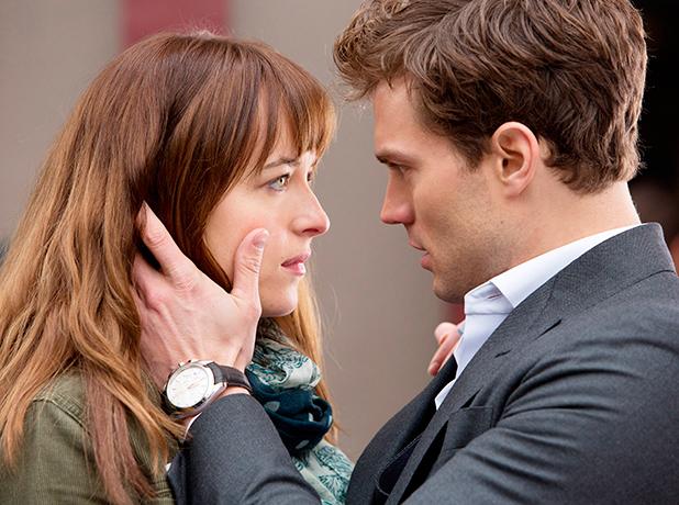 Fifty Shades of Grey, Dakota Johnson, Jamie Dornan