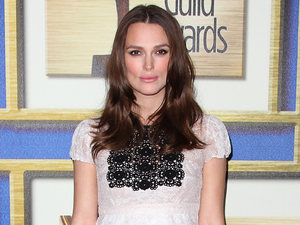 Keira Knightley attends Writers Guild Awards in LA 15 February