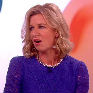 Katie Hopkins appears on ITV's Loose Women - 9/2/2015.