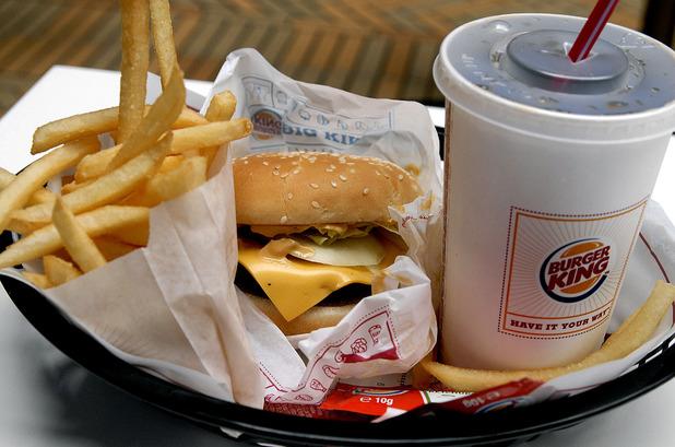 Burger King is now delivering