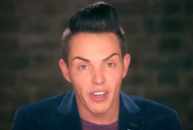 Bobby Norris appears in new TOWIE promo for ITVBe - 19 Feb 2015
