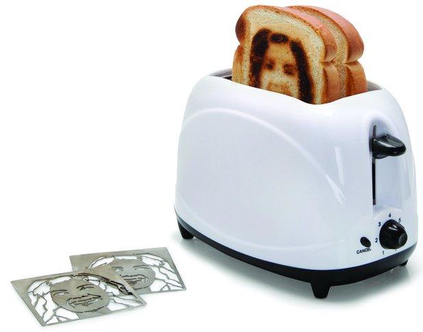 Selfie toaster. 17/2/15