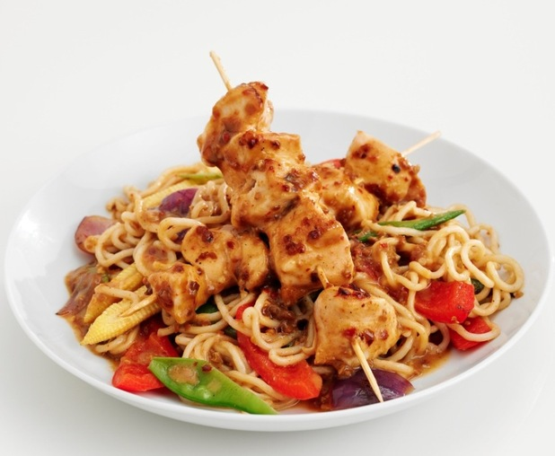 chicken satay chicken satay chicken satay satay sauce chicken satay ...