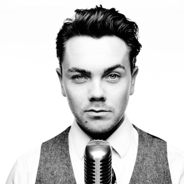 Ray Quinn promo shot for single 'They Say Love', 13 February 2015