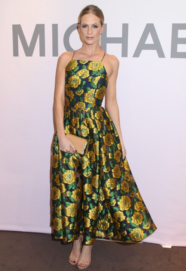 Poppy Delevingne at Michael Kors eyewear launch event on 18th February 2015