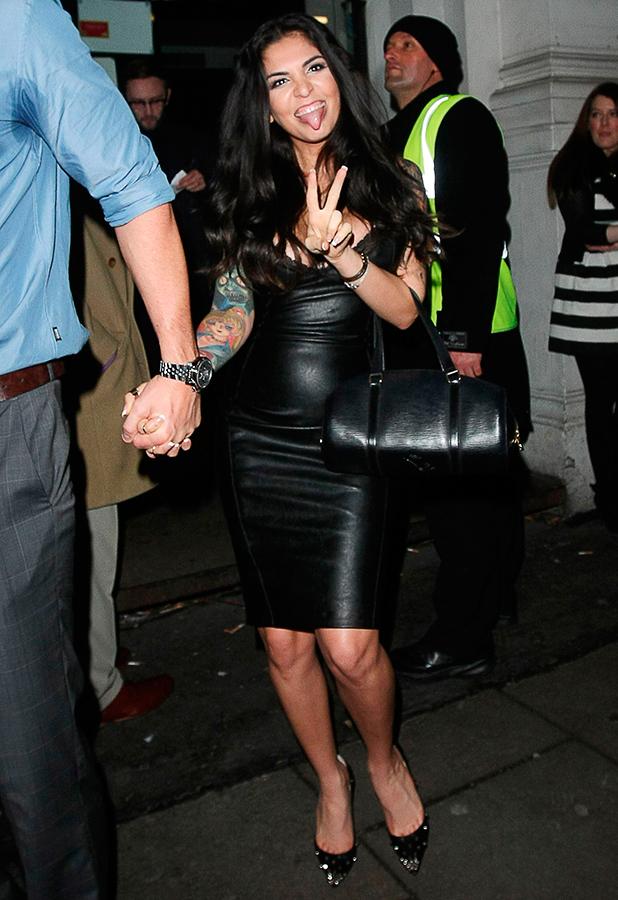 Cami Li at the Jazz Cafe, London, Britain - 14 Feb 2015