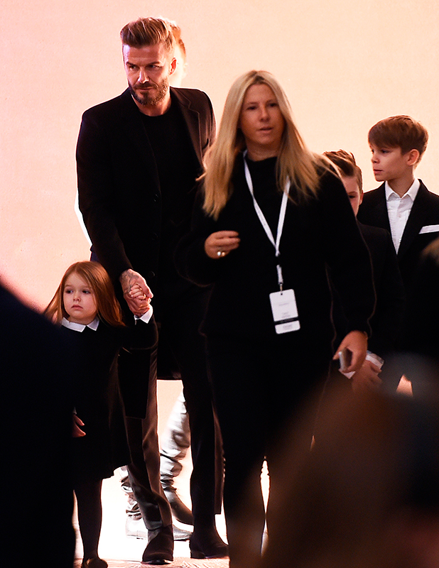 Victoria Beckham show, Autumn Winter 2015, Mercedes-Benz Fashion Week, New York, America - 15 Feb 2015