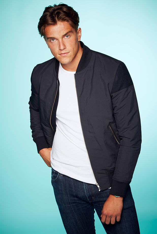 TOWIE Series 14: Cast member Lewis Bloor
