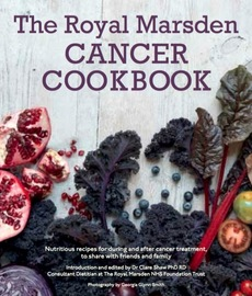 royal marsden cancer cookbook