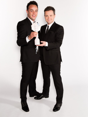 The BRIT Awards 2015, Ant and Dec, Wed 25 Feb