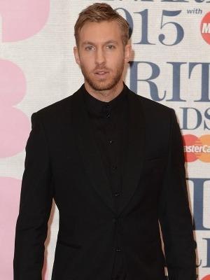The Brit Awards, Arrivals, O2 Arena, London, Britain - 25 Feb 2015 Calvin Harris
