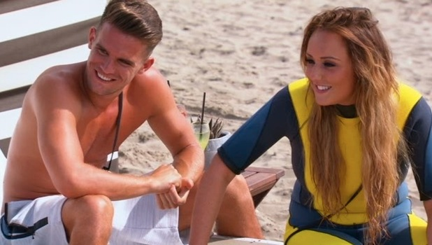 Charlotte Crosby and Gary Beadle, Ex On The Beach, Episode 5 24 February