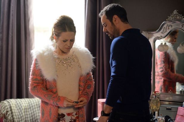 EastEnders, Linda wants the truth from Mick, Thu 26 Feb